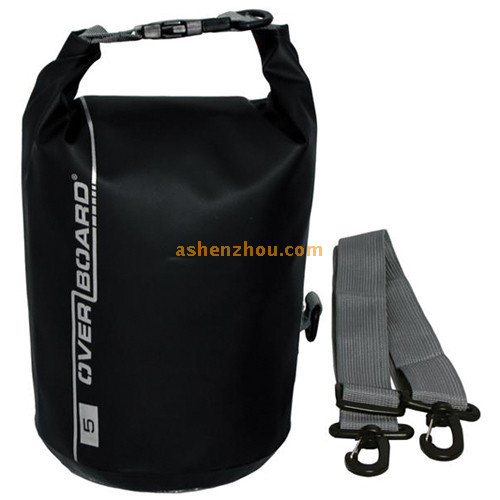 Outdoor use camping gear different capacity PVC waterproof bucket dry bag, waterproof dry bag with durable material and handing strap