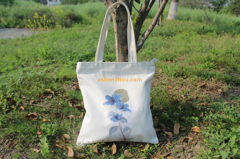 Made in China strong quality custom design small natural cotton bags with drawstrings eco friendly canvas tote bags sale
