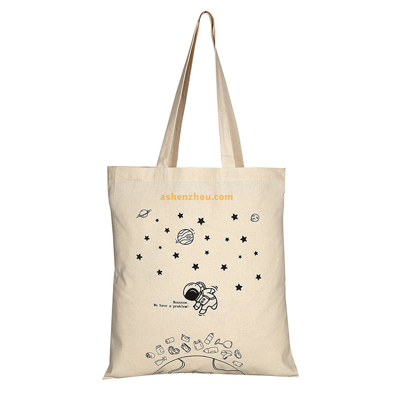 China supplier promotional custom reusable printed cloth fabric gift tote bags bags in bulk