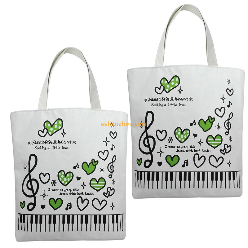 Best-selling wholesale custom durable bulk personalized printed cotton shopping tote bags for carring
