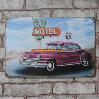 Promotional high quality professional discount customized nostalgic metal tin specialty signs for sale online