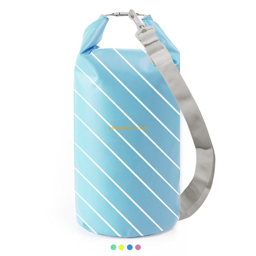 PVC tarpulin dry bag backpack, ocean pack dry bag, waterproof dry bag for beach, kayak, fishing, camping