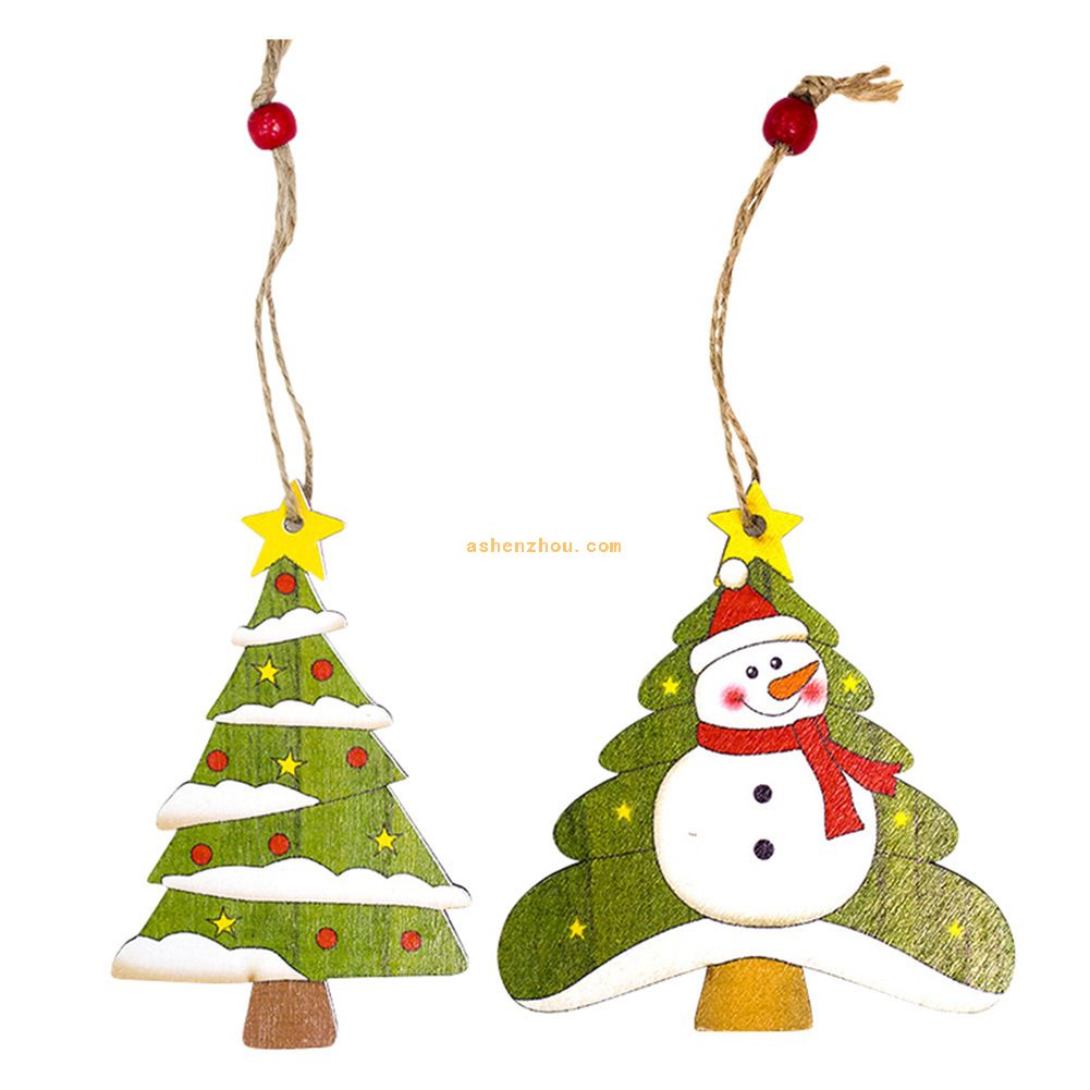 2020 New Design Custom Wholesale Christmas Ornaments Hanging Christmas Ornament