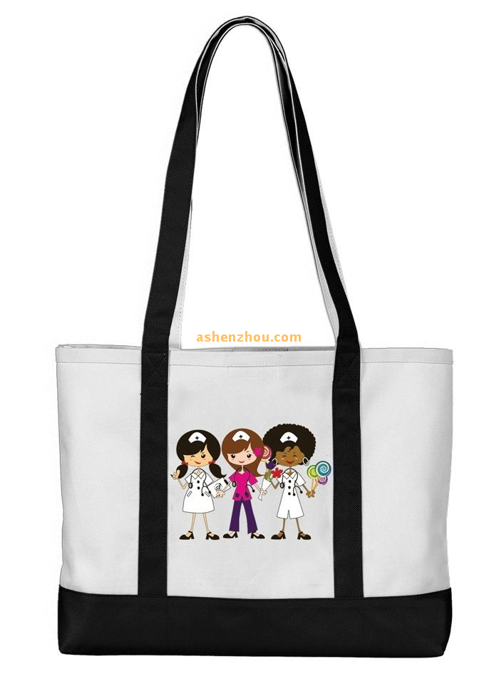 Wholesale custom design printed bespoke fabric colored heavy canvas grocery tote bags online wholesale.