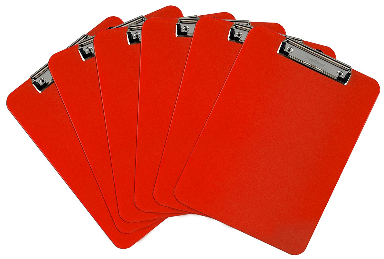 High quality cheapest promotional custom display clip writing board office plastic clipboard