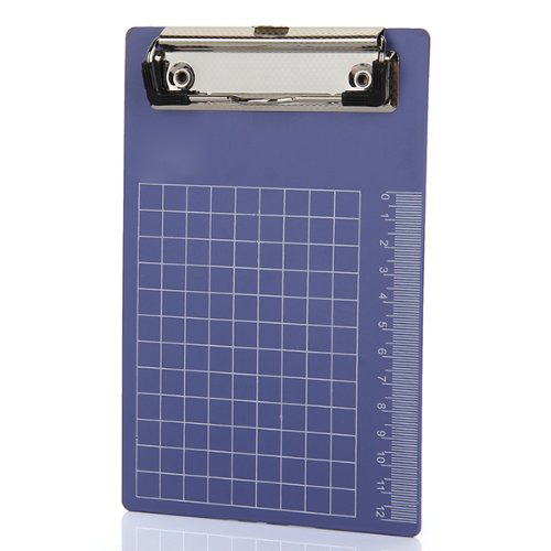 Top grade custom A4 flexible plastic PP cover clipboard, clipboard, clip board, clipboard with cover