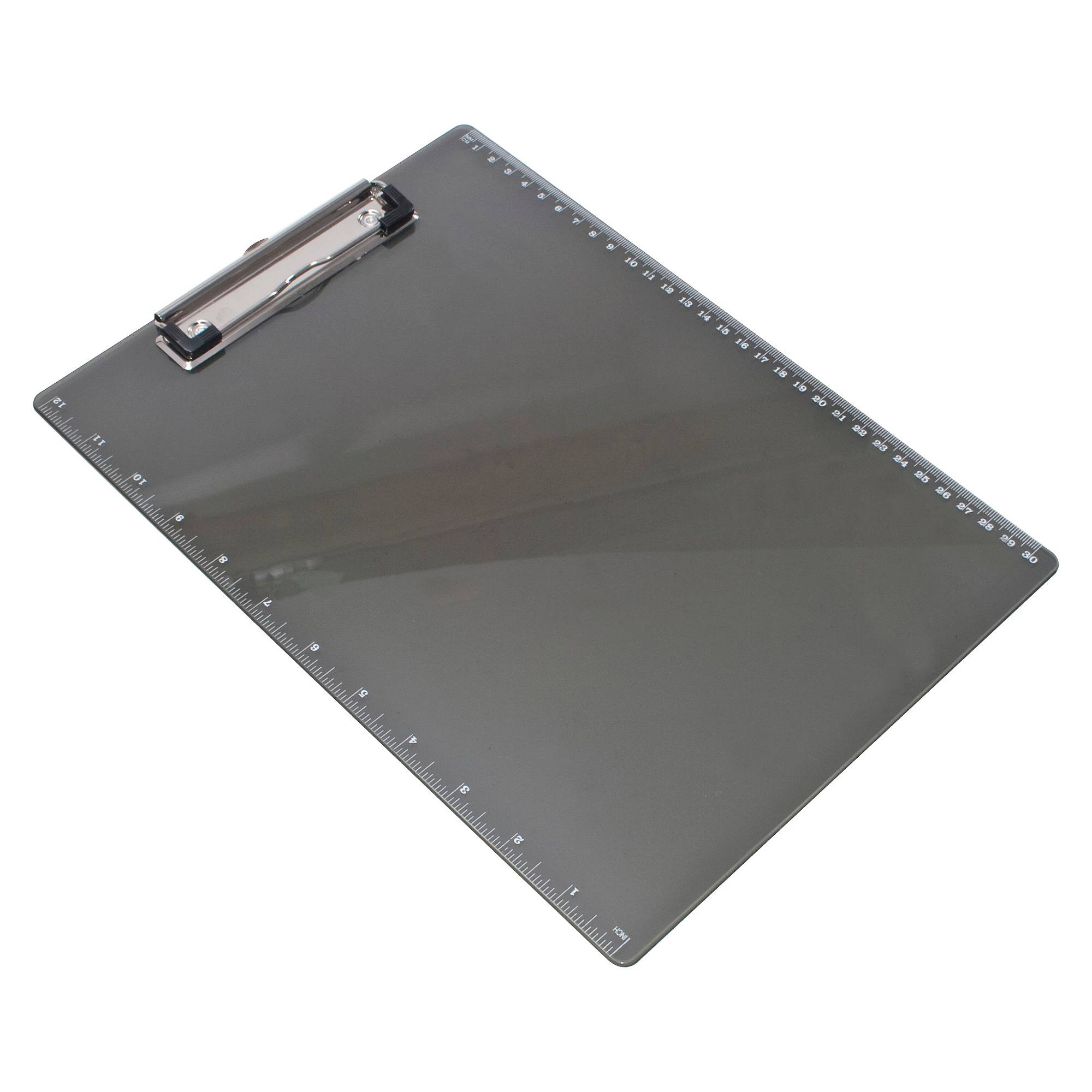 China manufacture cheapest custom office use double plastic PVC 5 x 7 inches clipboard folder with pocket