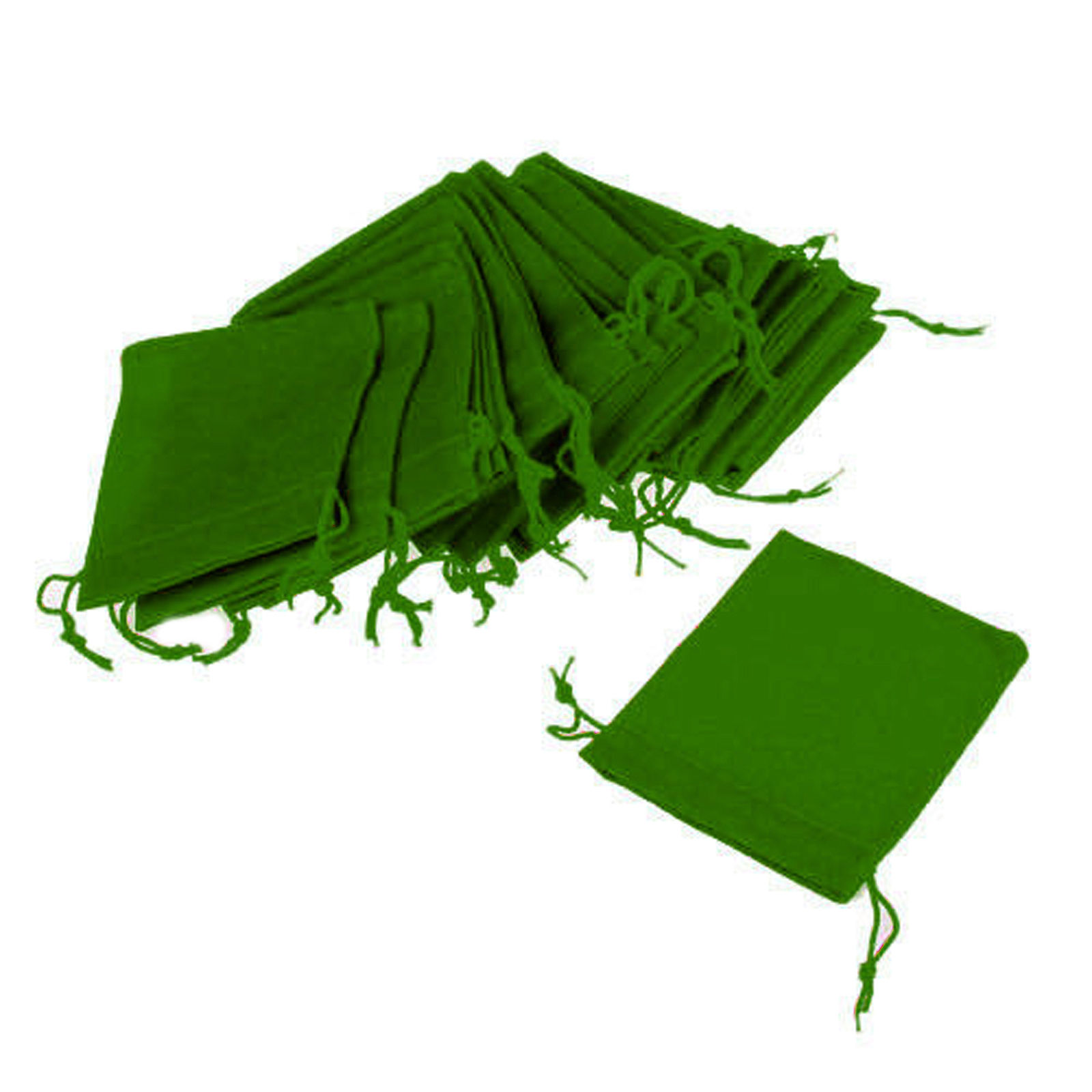 Promotional natural velvet custom small fabric jewelry storage pouches with satin drawstring bags wholesale