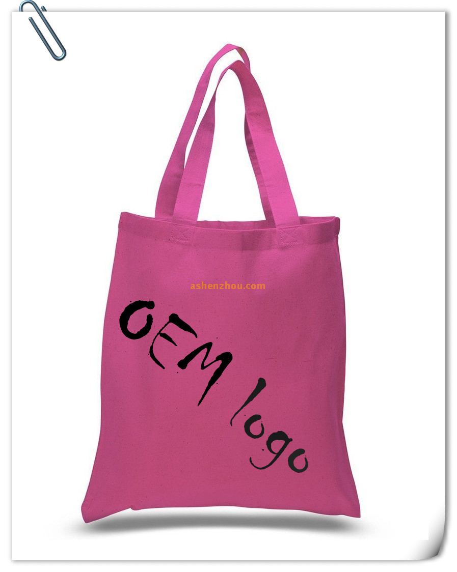 Fashion style wholesale custom personalized recycled large cotton canvas grocery bags with zipper tote wholesale